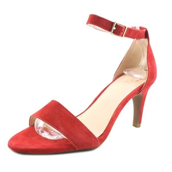 Aerosoles Laminate Women Open Toe Suede Sandals