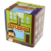 Bob's Burgers Blind Boxed Mini Figure Series - multi
