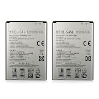 Replacement LG Magna Li-ion Mobile Phone Battery - 2500mAh / 3.7v (2 Pack)