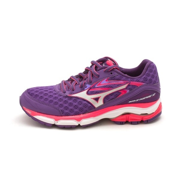 Mizuno Womens Inspire 12 Low Top Lace Up