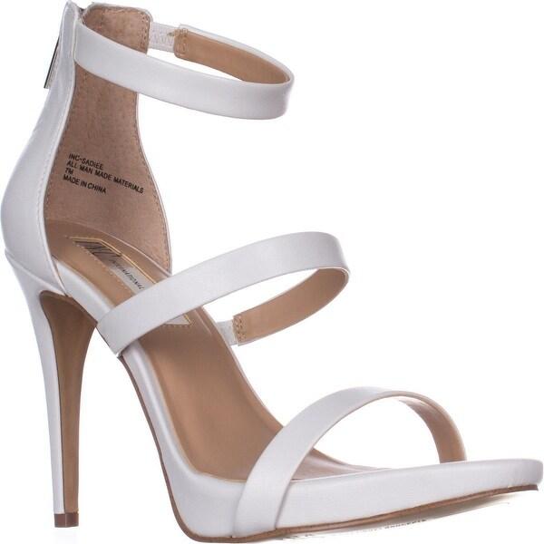 I35 Sadiee Strappy Dress Sandals, Bright White