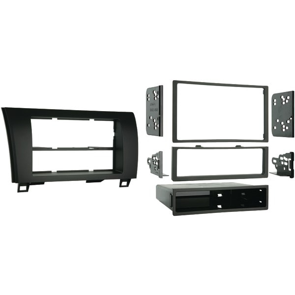 Metra 99-8220 2007 & Up Toyota(R) Tundra Truck Single- Or Double-Din Installation Kit