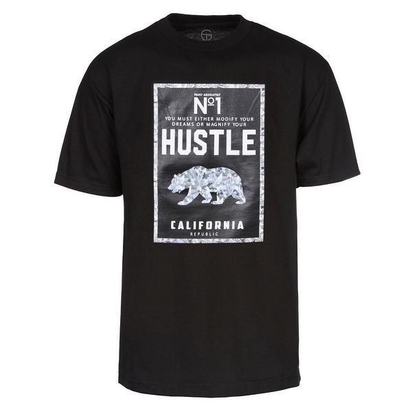 Men's California Republic Hustle Short-Sleeve T-Shirt