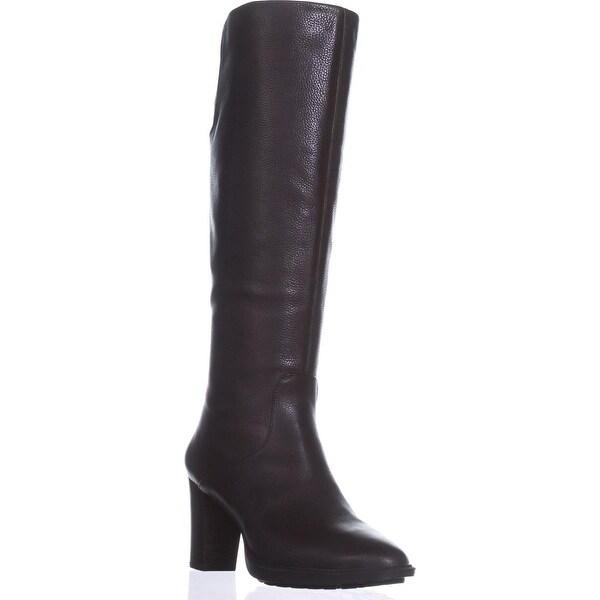 Aerosoles Real Fact Knee High Boots, Dark Brown - 10.5 us