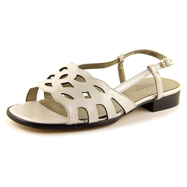Mark Lemp By Walking Cradles Millie N/S Open-Toe Synthetic Slingback Sandal