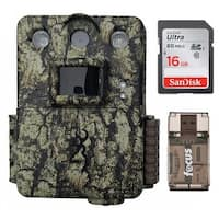 Browning Command Ops Pro Rapid Fire Trail Camera with 16GB Card and USB Reader - Camouflage