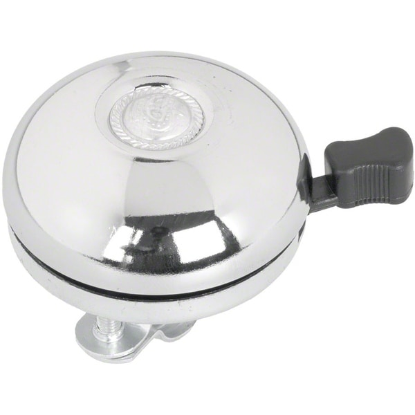 Summit Classic Chrome Bicycle Ping Bell