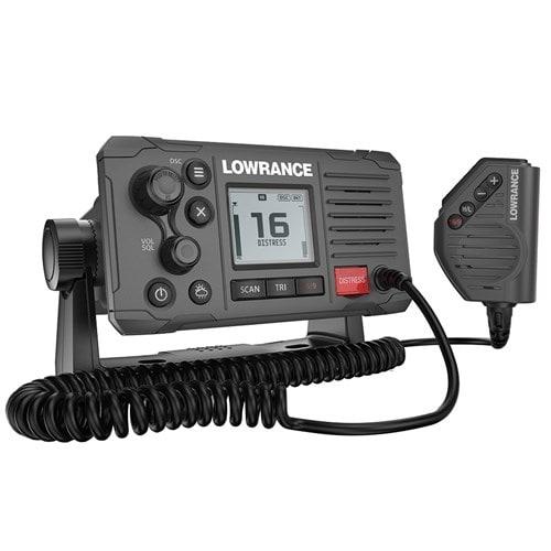 Lowrance 000-13543-001 Link-6 VHF Marine Radio with DSC