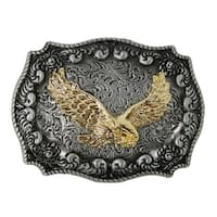 CTM® Eagle Western Belt Buckle