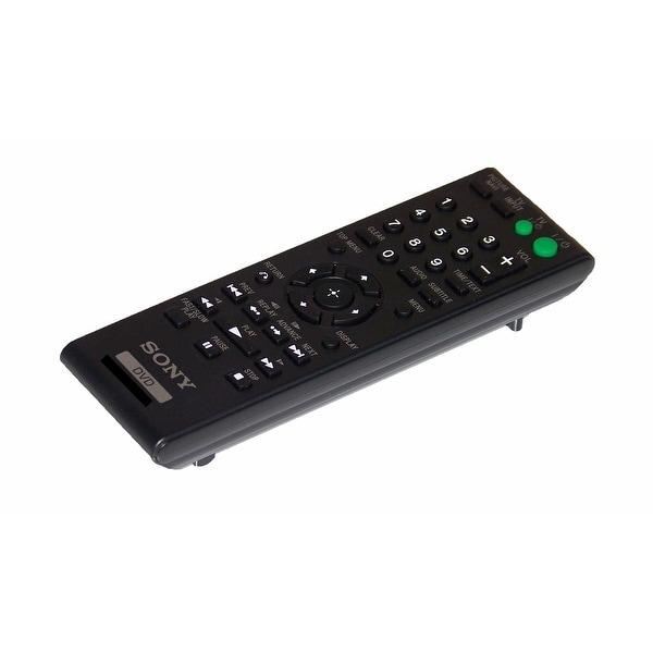 OEM Sony Remote Control: DVPSR200, DVP-SR200, DVPSR200B, DVP-SR200B, DVPSR200P, DVP-SR200P