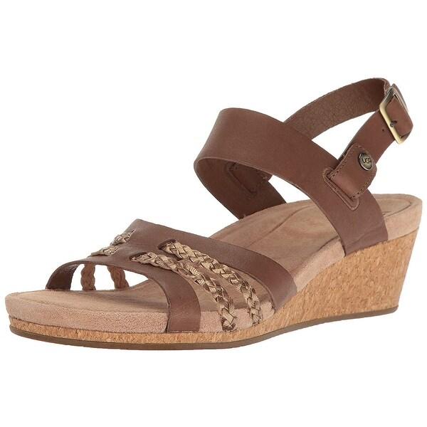 UGG Women's Serinda Wedge Sandal - 11