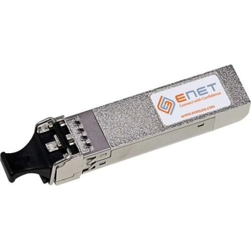 """ENET 10G-SFPP-SR-ENT TAA Compliant SFP+ - 1 x 10GBase-SR TAA Compliant - For Data Networking, Optical Network - 1 x 10GBase-SR"
