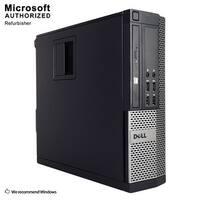 Dell Optiplex 7020 SFF Intel i5-4570 3.20GHz, 16GB RAM, 2TB HDD, DVD, WIFI, BT 4.0, HDMI Adapter, WIN10P64(EN/ES)