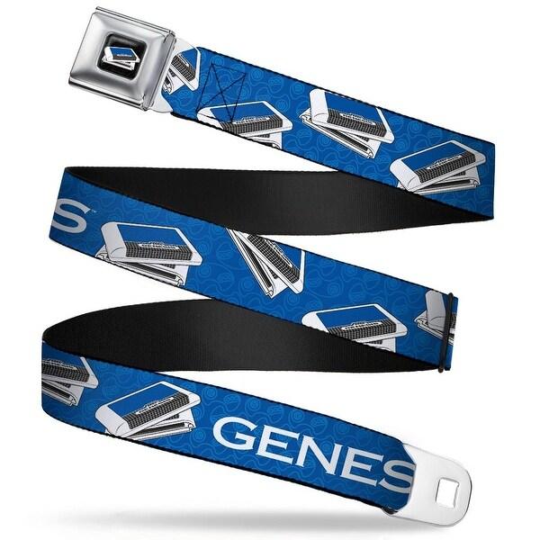 Sega Genesis Sega Genesis Game Cartridges Controllers Full Color Black Seatbelt Belt