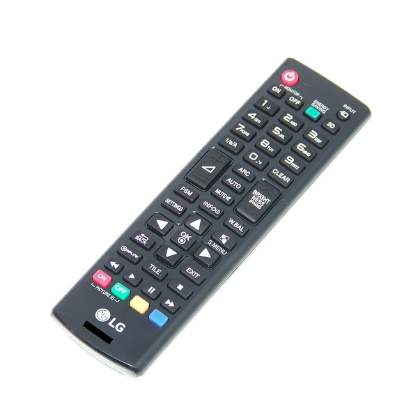 OEM LG Remote Originally Shipped With: 55LS33A5BC, 55LS33A5DC