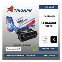 Triumph Remanufactured 1382625 Toner Cartridge - Black Toner Catridge