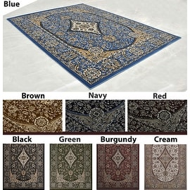 Safavieh Handmade Boston Navy Cotton Area Rug 5 X 8