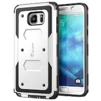 i-Blason Galaxy Note 5 Armorbox Case with Screen - White