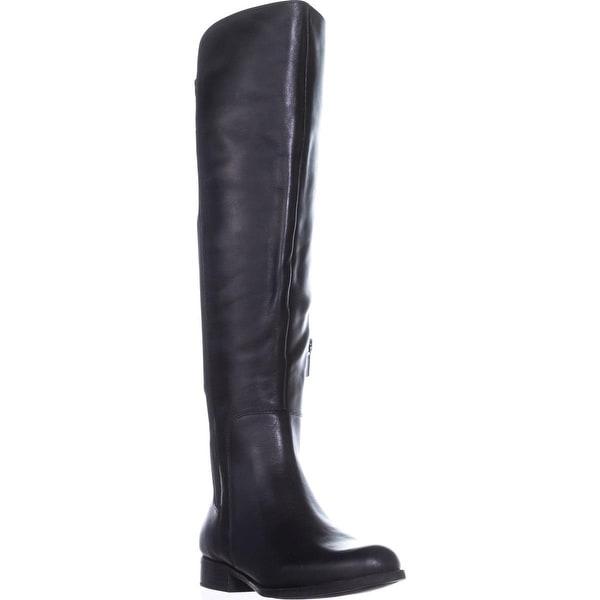 Bandolino Chieri Knee High Boots, Black/Black