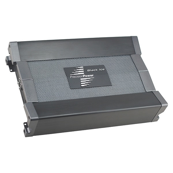 Precision Power ICE1000.4 Black Ice Series 1000W Class A/B 4Ch Amplifier
