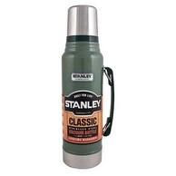Stanley 10-01254-033 Classic Bottle, 1.1 Quart, Stainless Steel