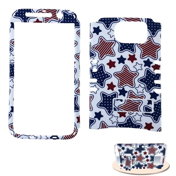 Rocker Series Snap-On Protector Case for Samsung Galaxy S6 (Stars)