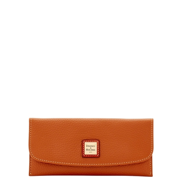 Dooney & Bourke Pebble Slim Continental Clutch (Introduced by Dooney & Bourke at $88 in Sep 2017)