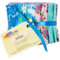 """Punch of Paisley Jellies 2.5""""X42"""" 20/Pkg-Punch of Paisley"""