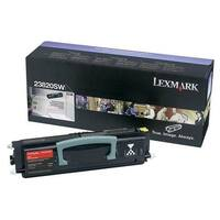 Lexmark 23820SW Black High Yield Toner Cartridge For E238 - 2000 Pages