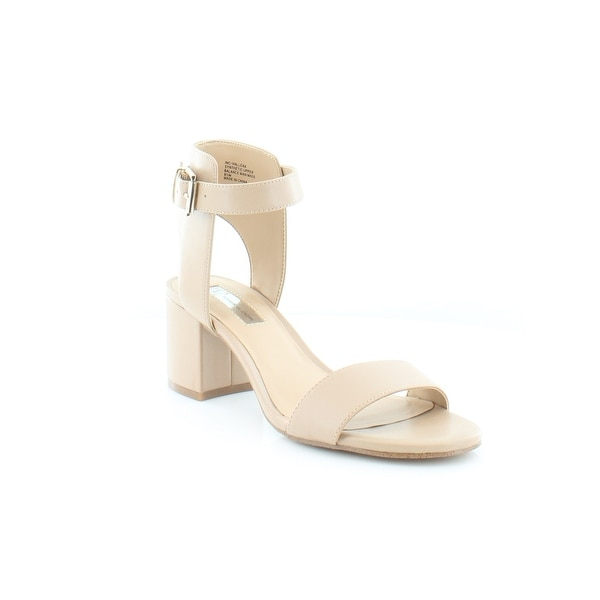 INC International Concepts Hallena Women's Sandals & Flip Flops Dark Almond