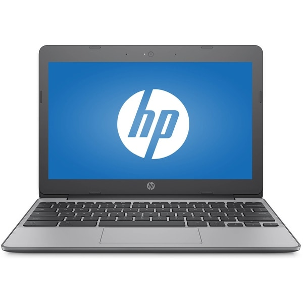 "Refurbished - HP 11-V010NR 11.6"" Laptop Intel Celeron N3060 1.6GHz 4GB 16GB Chrome OS"