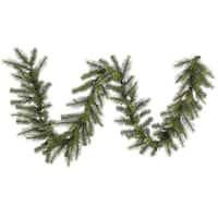 "9' x 16"" Jack Pine Artificial Christmas Garland - Unlit"
