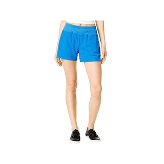 Calvin Klein Performance Womens Shorts Quick Dry Pull On