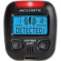 Chaney Instruments 02020Ca Acurite Portable Lightning Detector