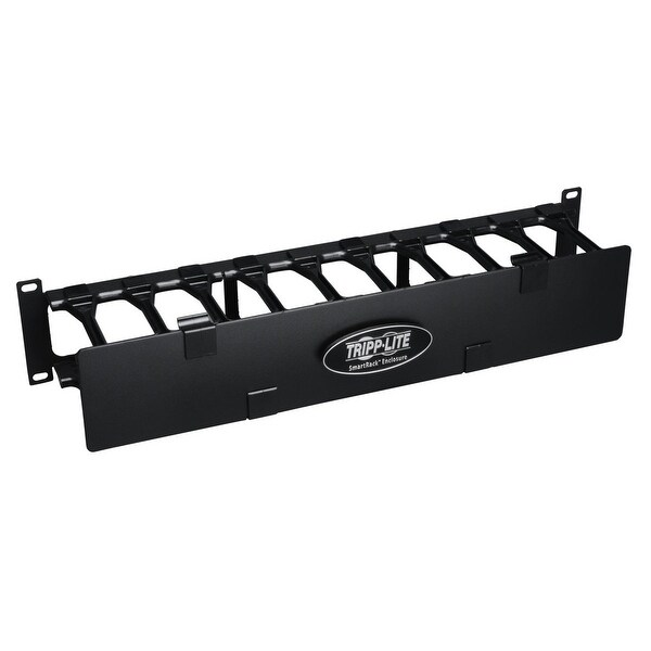 Tripp Lite Srcableduct2uhd Smartrack 2U High Capacity Horizontal Cable Manager