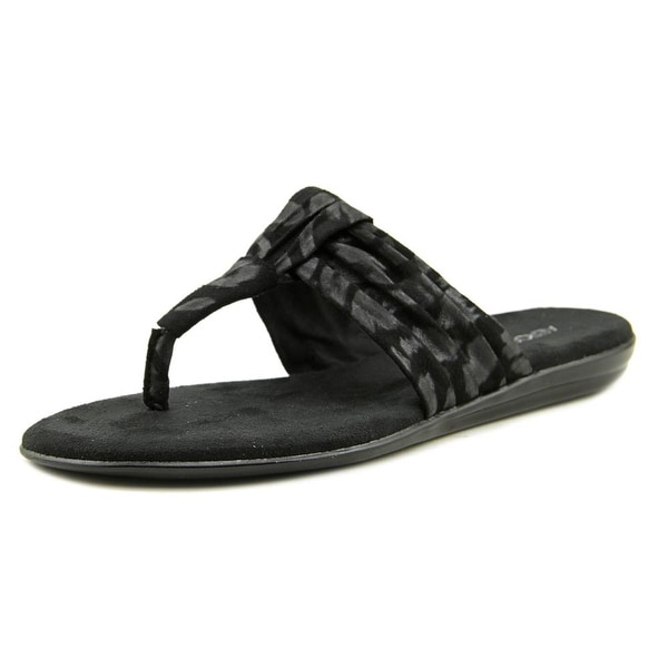Aerosoles Chlairvoyant Women Black Exotic Sandals