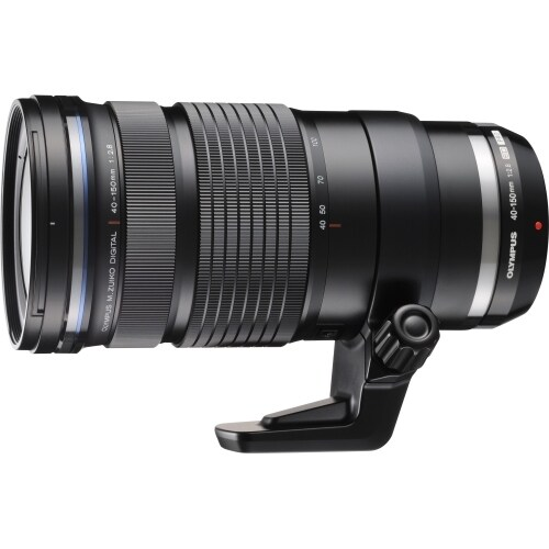 """Olympus V315050BU000 Olympus M.Zuiko 40 mm - 150 mm f/2.8 Zoom Lens for Micro Four Thirds - 72 mm Attachment - 0.21x"
