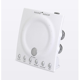 Homedics Ss 2000f Sound Spa Relaxation Machine With 6
