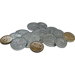 Play Money Assorted Coins