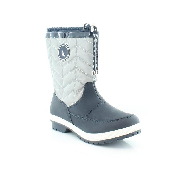 Nautica Becher Women's Boots Becher/Silver/Navy