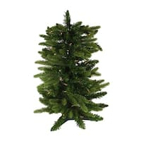 2.5' Pre-Lit Imperial Pine Artificial Christmas Tree - Clear Lights