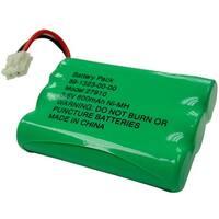 Replacement VTech mi6870 / i6778 NiMH Cordless Phone Battery - 600mAh / 3.6V