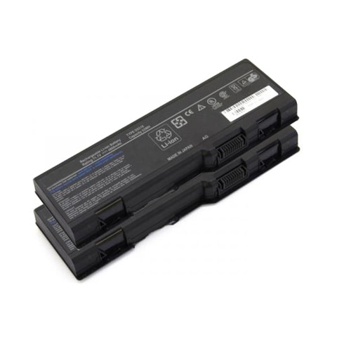 Battery for Dell GD761 (2-Pack) Replacement Battery