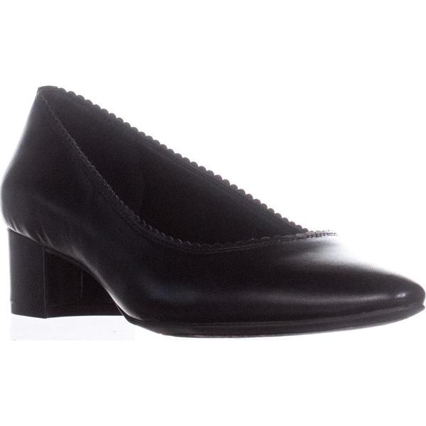 Lauren by Ralph Lauren Hattie Kitten Heels, Black - 8 us / 39 eu