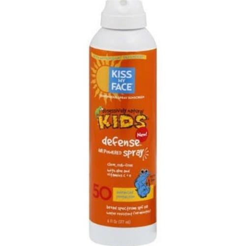 Kiss My Face - Kids Defense Spray Any Angle Air Power Spf 50 ( 1 - 6 FZ)