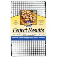 """Perfect Results Non-Stick Cooling Grid-16""""X10"""""""