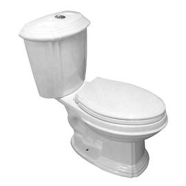 Royal Co 1003 Milano Dual Flush Toilet 13111821
