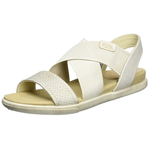 ECCO Women's Women's Damara 2-Strap Flat Sandal