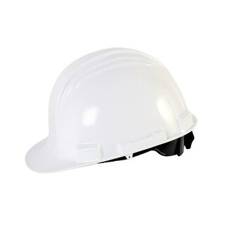 Honeywell A59R010000 Hard Hat with Ratchet Adjustment, White