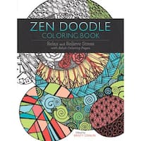 North Light Books - Zen Doodle Coloring Book